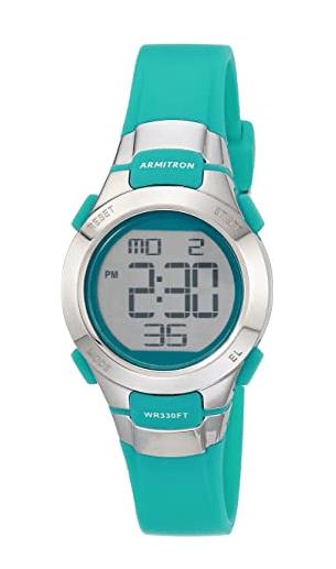 Armitron Sport Girl 45/7034 Girls Digital Watch