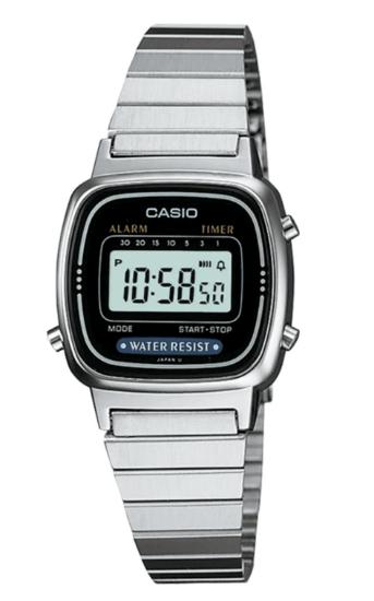 Casio Girl LA670WA-1 Digital Watches for Girl