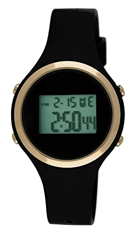 Moulin Ladies Digital Jelly Watch