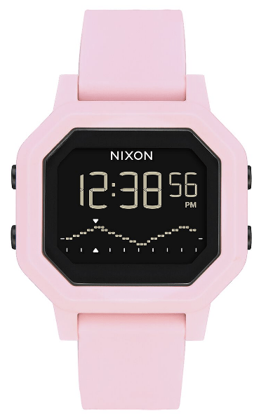 NIXON Siren A1210-100m Girl Digital Sport Watch