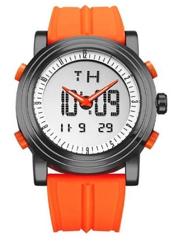 SINOBI - Digital Watch for Men S9368G