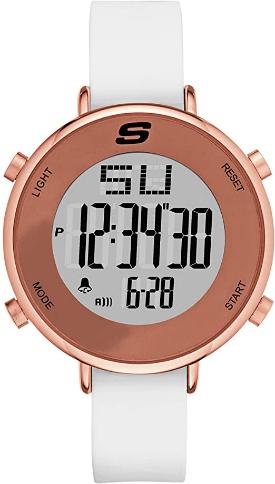 Skechers Girl Magnolia Quartz Metal Sports Digital Watches for Girl