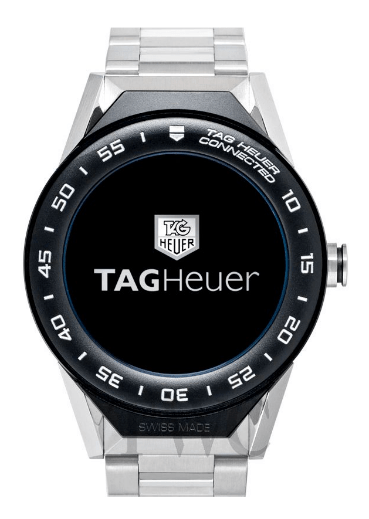 Tag Heuer Connected Modular Quartz Girl's Digital Watch