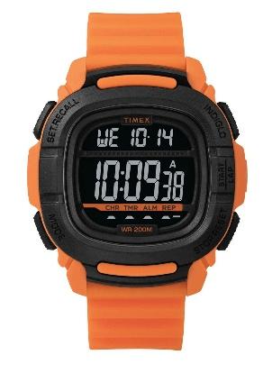 Timex Boost Digital Orange Black