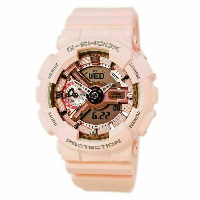 Casio G-Shock GMAS110MP-4A1 Women's Watch