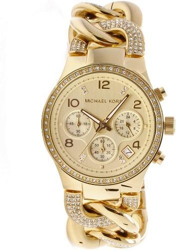 Michael Kors Nini Chain Women's Waterproof Watches
